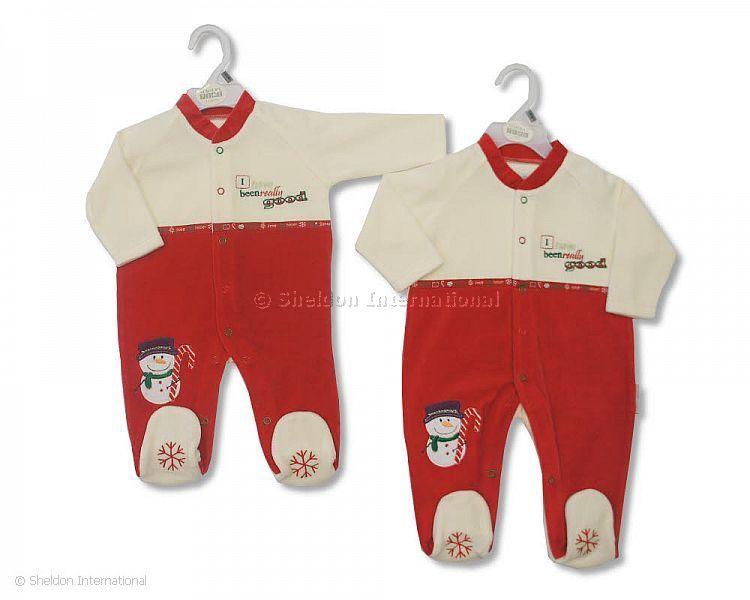 weihnachts baby strampler 0145 gro handel. Black Bedroom Furniture Sets. Home Design Ideas