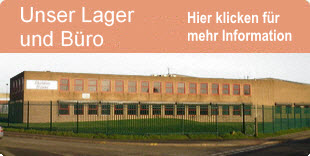 Sheldon International Lager und Büro